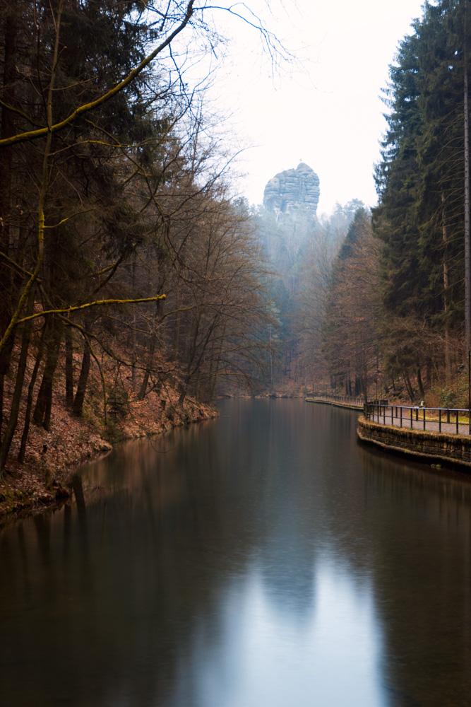 KW11 - Nebel am Amselsee