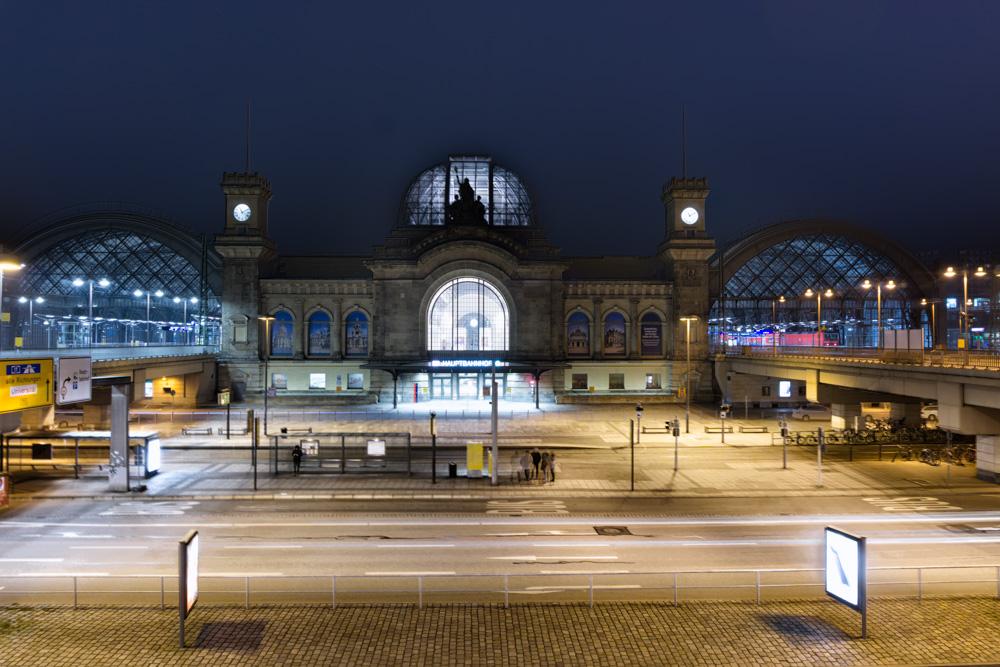 KW12 - Dresden Hauptbahnhof